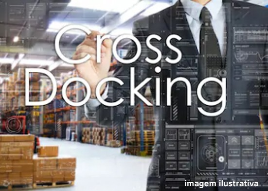 Cross docking centro de distribuição