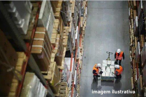 Gestão de logística e distribuição