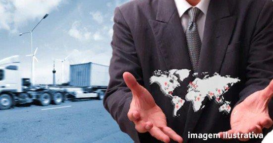 Transporte de carga e logística