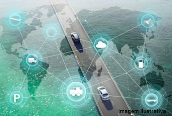Transporte de Eletrônicos